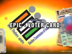 Voter ID Card-EPIC Card
